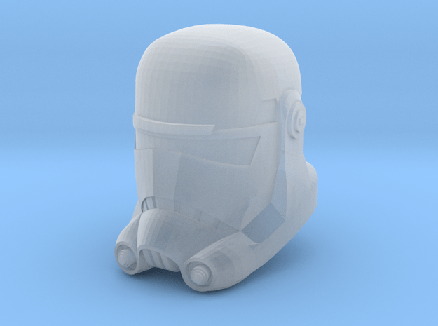 Clone Hunter- The Bad Batch   CCBS Scale in Smooth Fine Detail Plastic