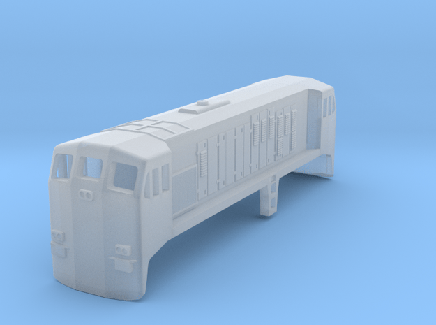 CIE Class 141/181 locomotive N Scale in Smooth Fine Detail Plastic