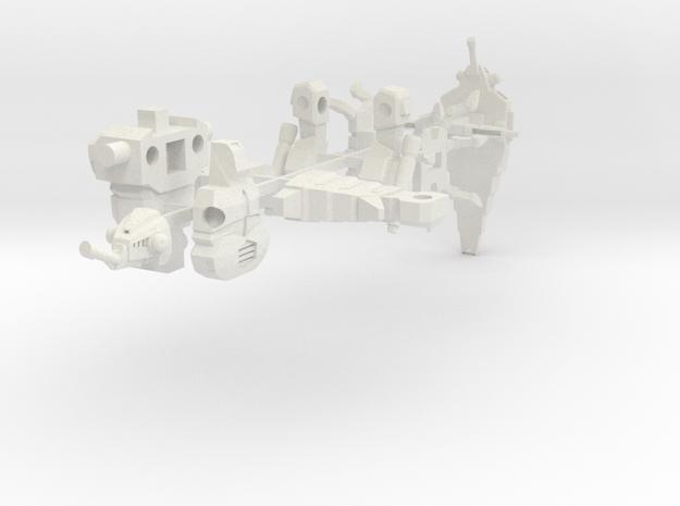 wst venom 01 in White Natural Versatile Plastic