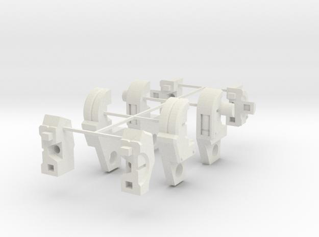 SF 03/14 in White Natural Versatile Plastic