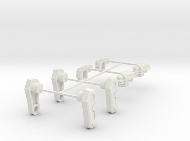 SF 02/14 in White Natural Versatile Plastic