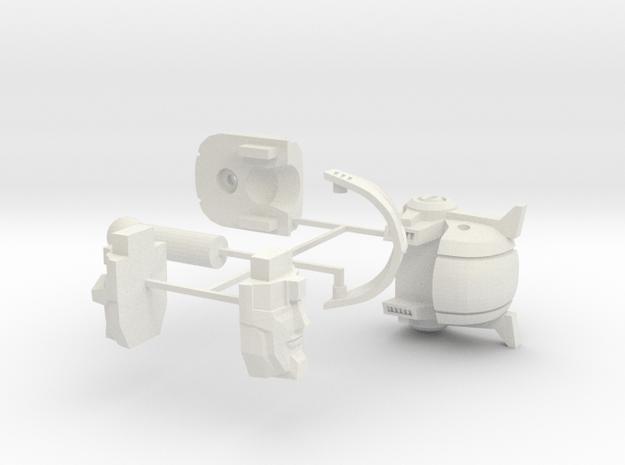 SF 09/14 in White Natural Versatile Plastic