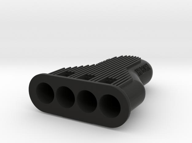 scoop in Black Natural Versatile Plastic