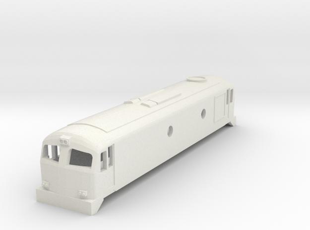 3mm Scale CIE A Class in White Natural Versatile Plastic