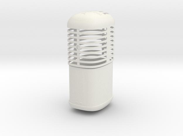 We no speak OREGANO -shaker in White Natural Versatile Plastic