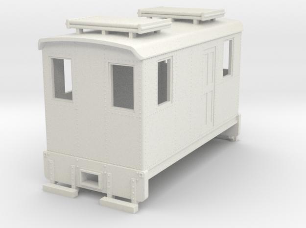 Hon30 short boxcab loco