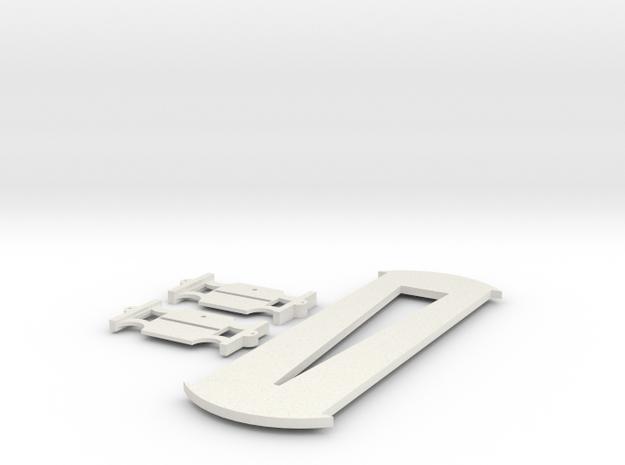 stadia sight kit in White Natural Versatile Plastic