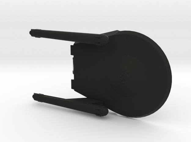NTF Miranda 1/7000 (TOS) in Black Natural Versatile Plastic
