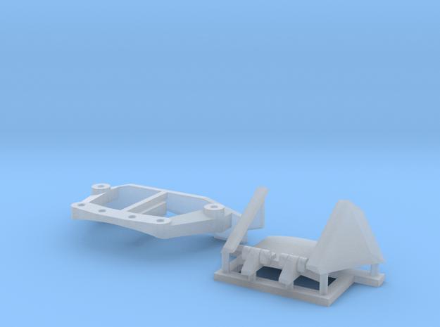 M32 Turret Door in Smooth Fine Detail Plastic