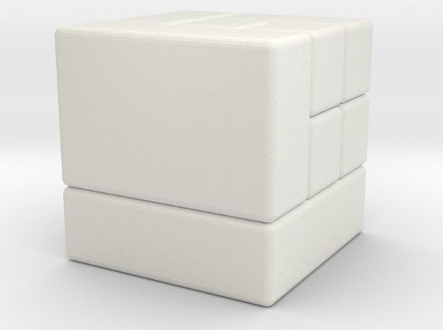 simplicity in White Natural Versatile Plastic