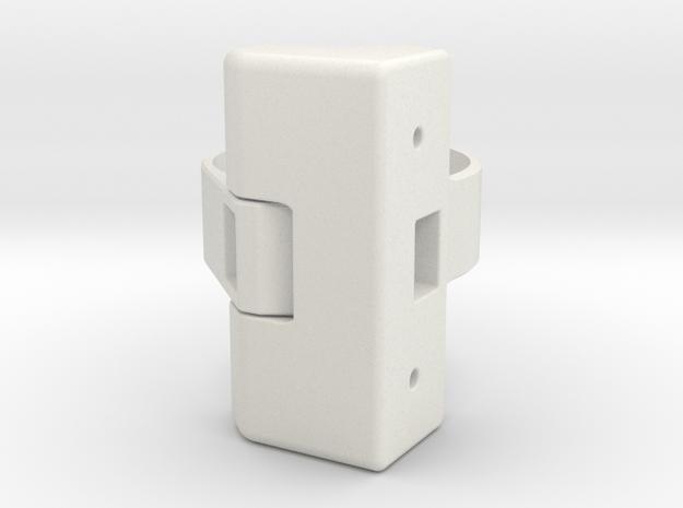13007-10 in White Natural Versatile Plastic