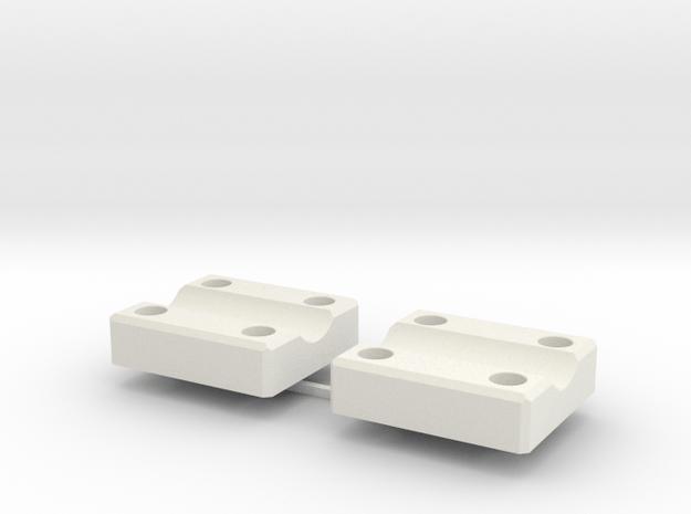 13006-11 in White Natural Versatile Plastic