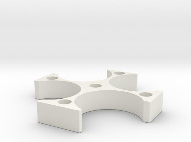 13006-23 in White Natural Versatile Plastic