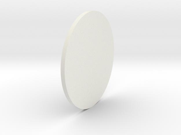 13006-25 in White Natural Versatile Plastic