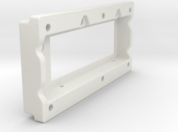13006-30 in White Natural Versatile Plastic