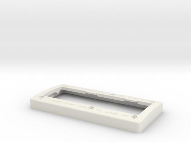 13006-32 in White Natural Versatile Plastic