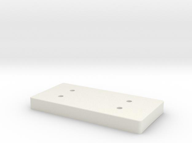 13006-35 in White Natural Versatile Plastic