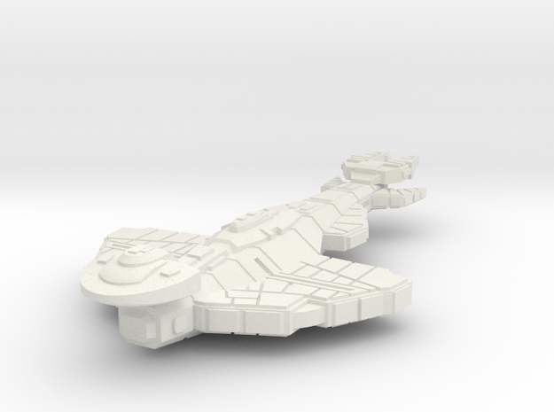 seltik 1/7000 in White Natural Versatile Plastic