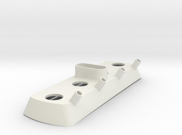 13006-36 in White Natural Versatile Plastic