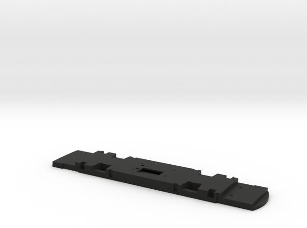 Kidder Frame 16' Truckbase in Black Natural Versatile Plastic
