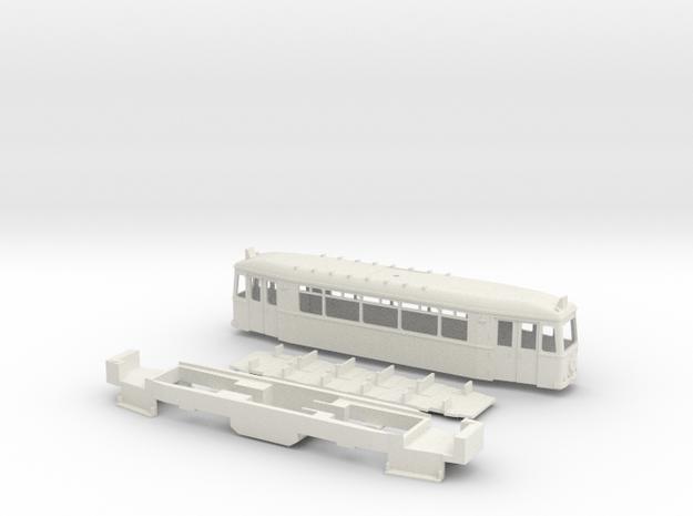 Essen TW1904 in White Natural Versatile Plastic
