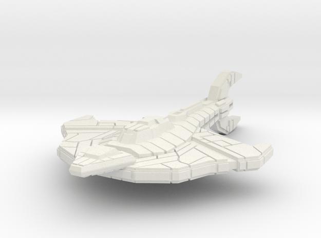 sartan 1/7000 in White Natural Versatile Plastic