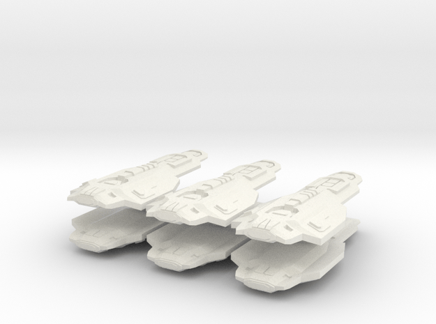 neterok x6 1/7000 in White Natural Versatile Plastic