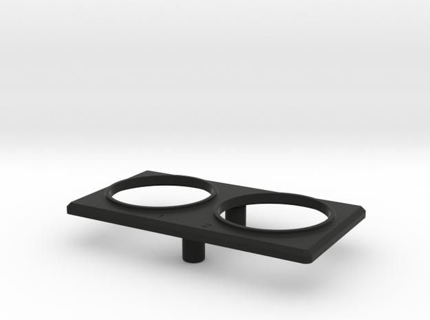 13006-41 in Black Natural Versatile Plastic