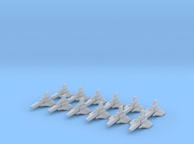 B&S Cobra MK II Fighter Squadron - 12 fighter