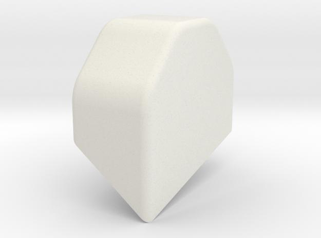 13006-51 in White Natural Versatile Plastic