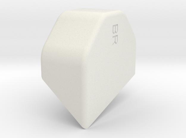 13006-52 in White Natural Versatile Plastic