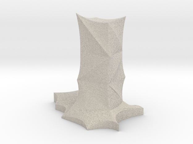 UTS Tower Skin - Chris Bosse in Natural Sandstone