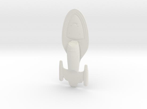 Bellerophon 1/5000 in White Natural Versatile Plastic