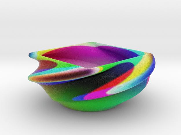 Transformed Dish 1 in Full Color Sandstone