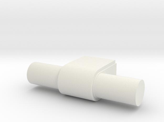 IKEA Öresund Toilet Seat Part in White Natural Versatile Plastic