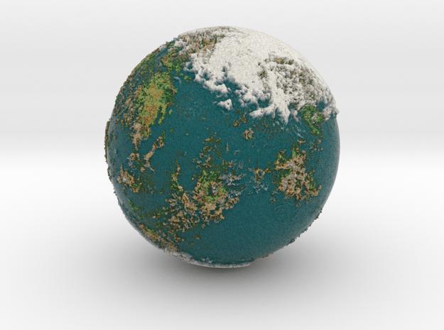 Planet 07 in Full Color Sandstone