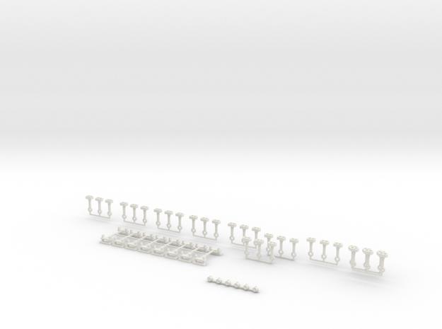 OEG Zubehörteile in White Natural Versatile Plastic