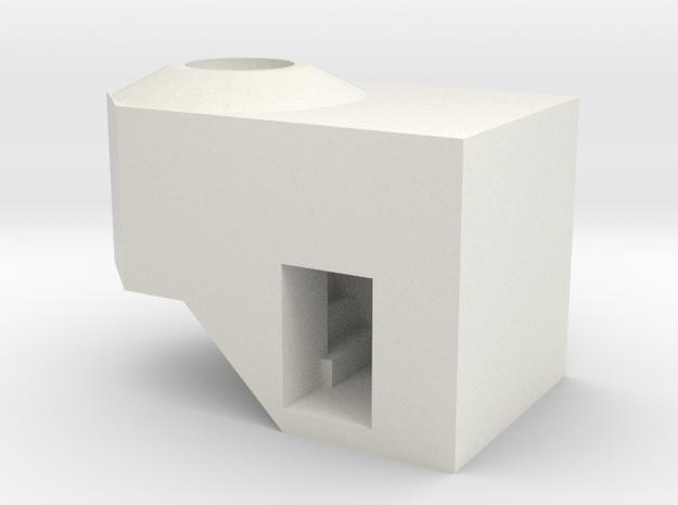 1/144 Bauform 58c Ringstand in White Natural Versatile Plastic