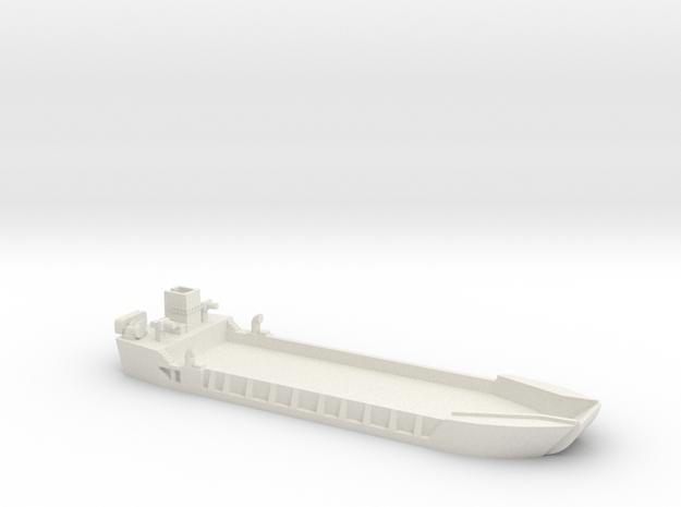1/600 LCT-5 in White Natural Versatile Plastic