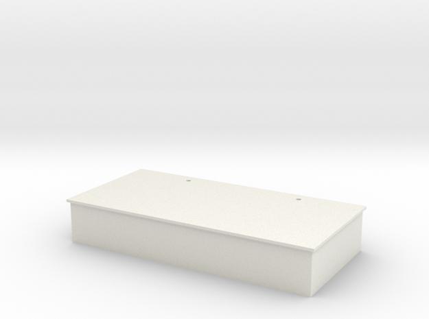 command side 1 in White Natural Versatile Plastic