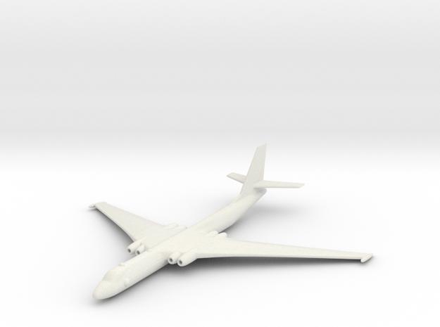 Mya-4 Bison Bomber - COLLADA (fixed 003) in White Natural Versatile Plastic