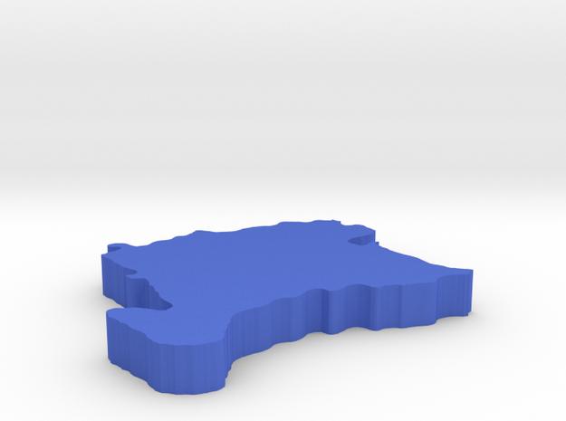 I3D NAVARRA in Blue Processed Versatile Plastic