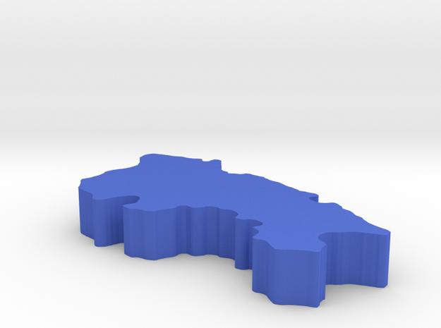 I3D LA RIOJA in Blue Processed Versatile Plastic