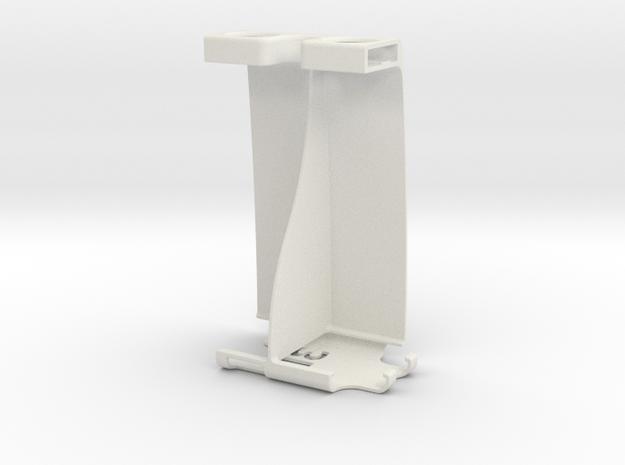 Galaxy SIII Stereoscopic attachment in White Natural Versatile Plastic