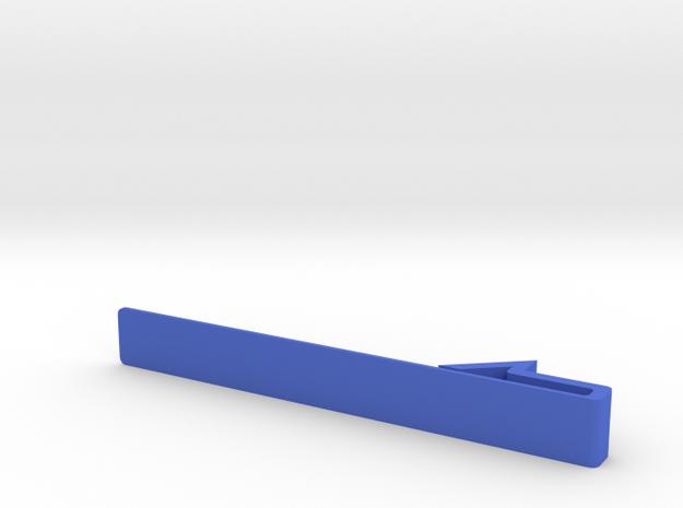 Bookmark in Blue Processed Versatile Plastic