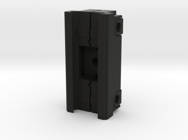 Camera to Picatinny mount in Black Natural Versatile Plastic