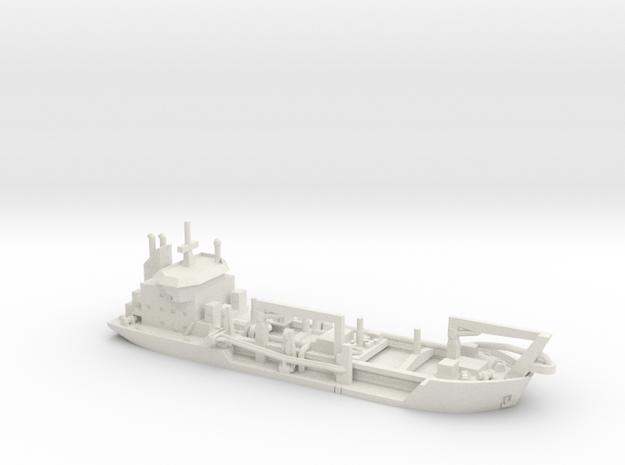 Coastway WL in White Natural Versatile Plastic