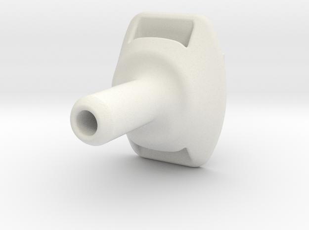 I3D TMGOPRO V0 in White Natural Versatile Plastic