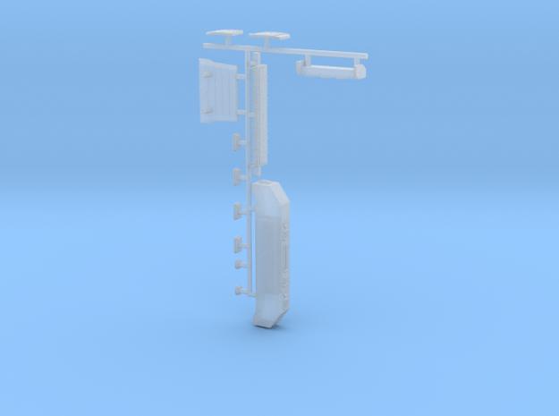 Accessoriessc in Smooth Fine Detail Plastic
