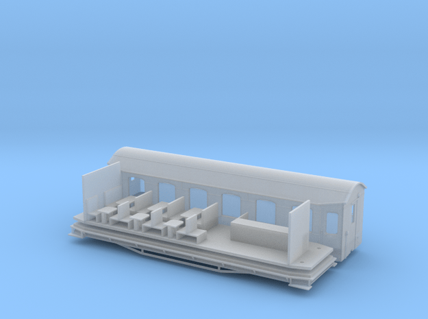 Murtal-Bar H0e in Smooth Fine Detail Plastic